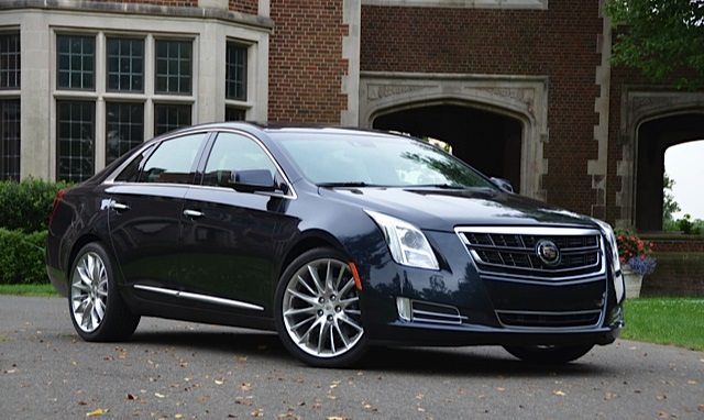 2014 Cadillac XTS Vsport - First Drive Review +VIDEO