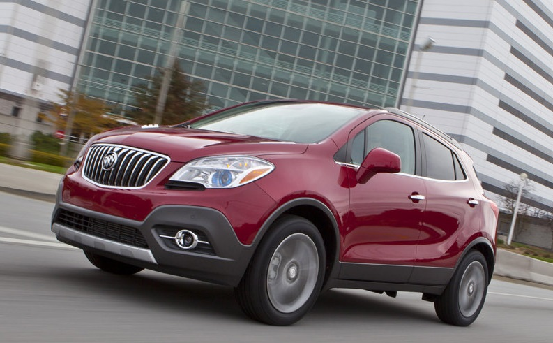 2013 Buick Encore FWD Review By John Heilig