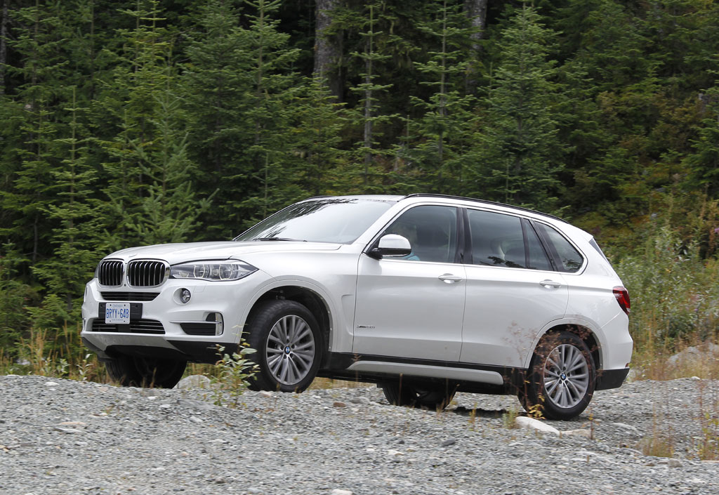 2014 Bmw X5 Xdrive 50i Review Motoring Middle East Car