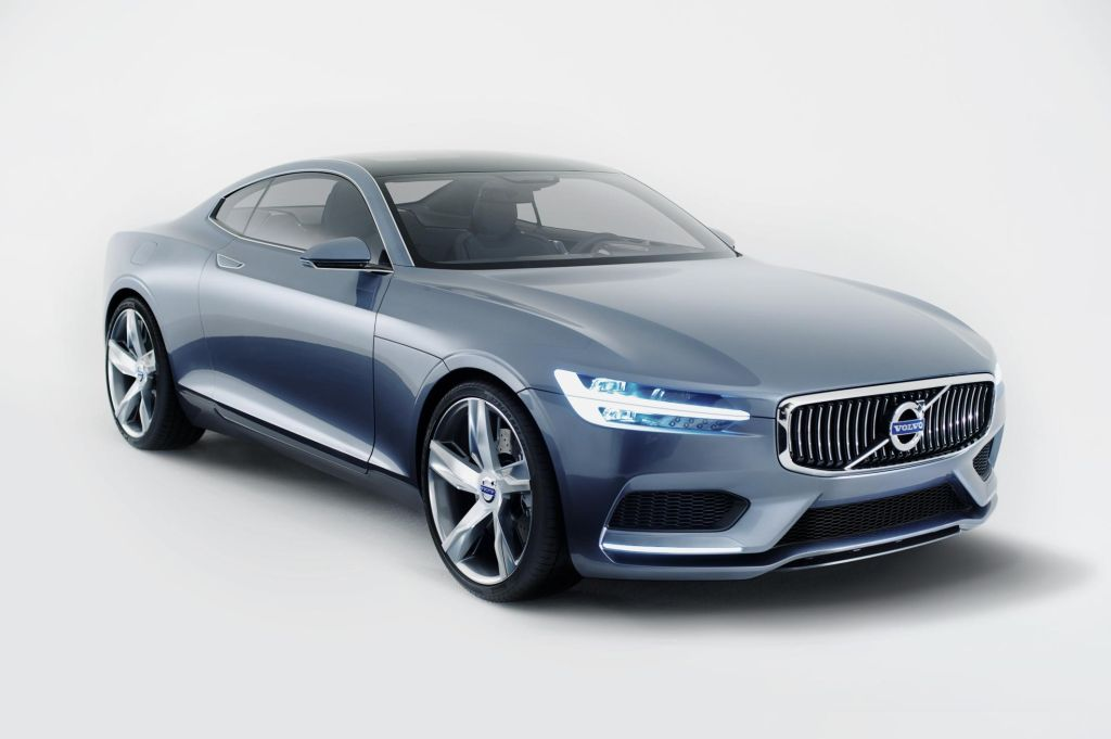 Volvo Car Group At The 2013 Frankfurt Motor Show Concept