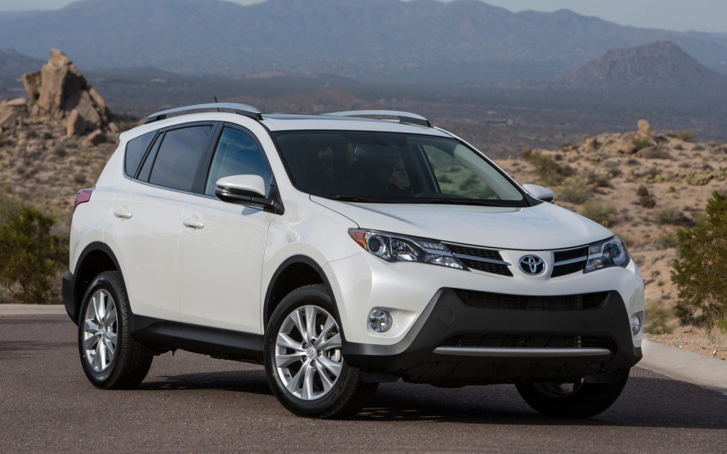 2013 Toyota RAV4 XLE Review and Roadtest