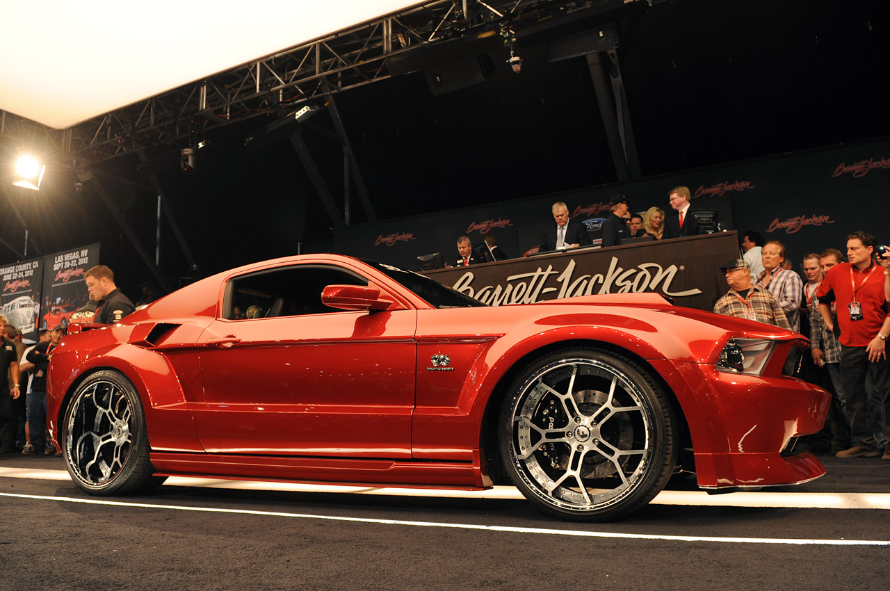 FOX to Air Barrett-Jackson