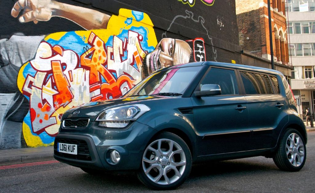 Customer Offers From Kia For Q4 2013
