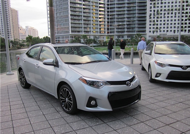 2014 Toyota Corolla Drive And Review By Larry Nutson