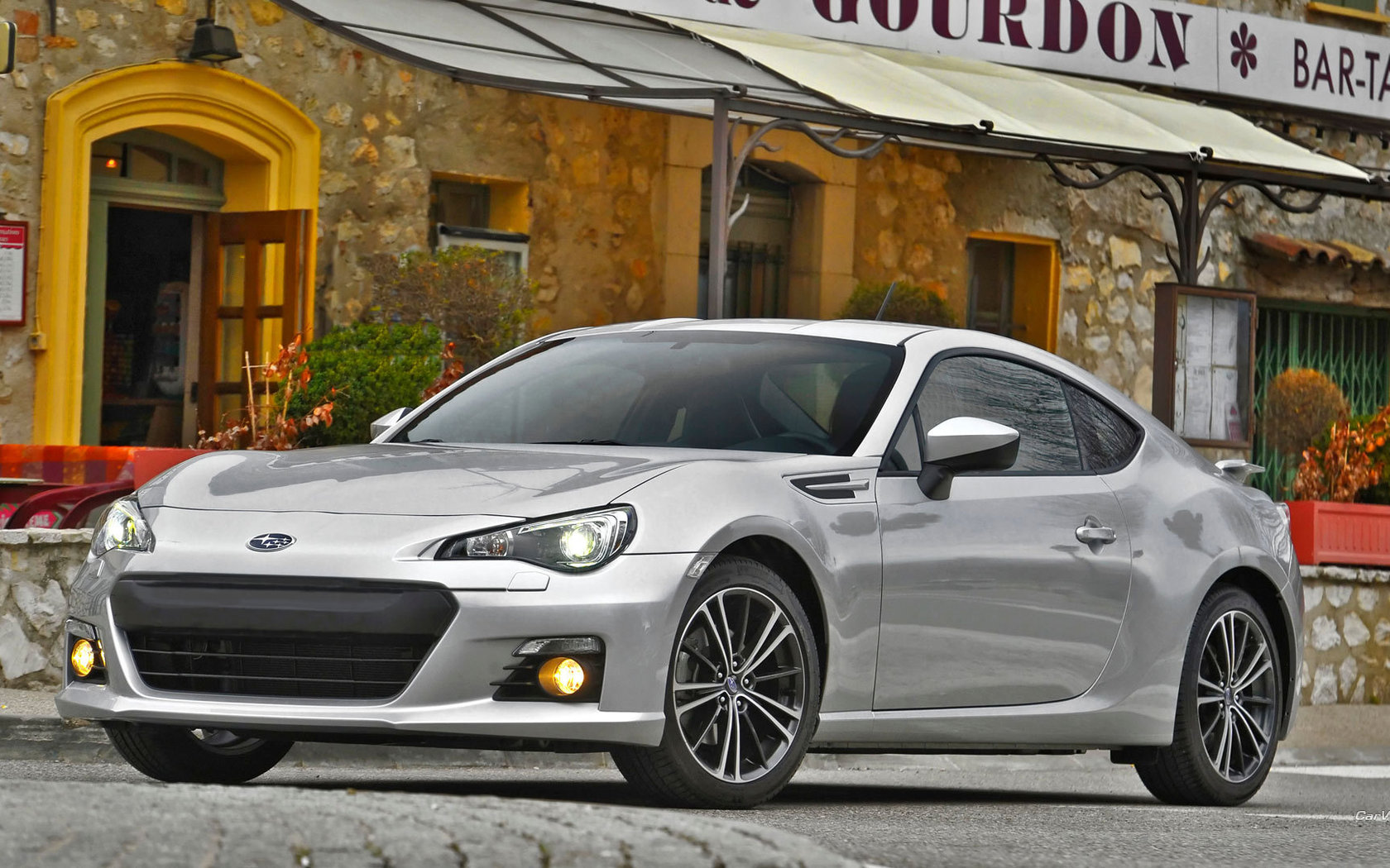 Can A Big Guy Enjoy Driving A Quick Cool 2013 Subaru Brz