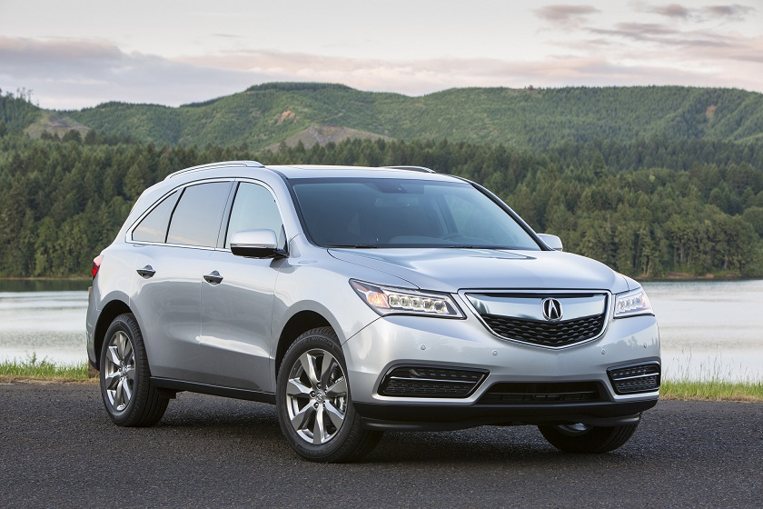 2014 acura mdx review by carey russ