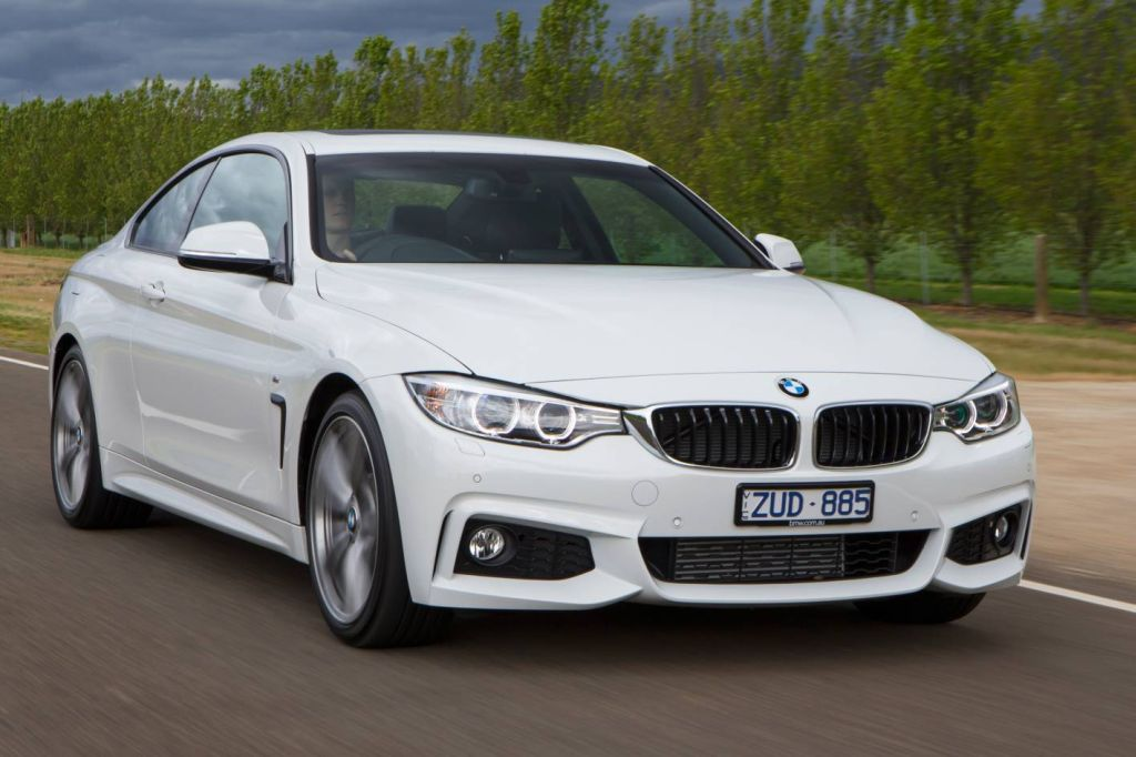 New bmw 4 series submited images