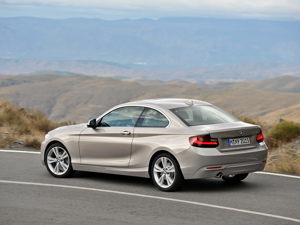 2014 bmw 2 series coupe select to view enlarged photo