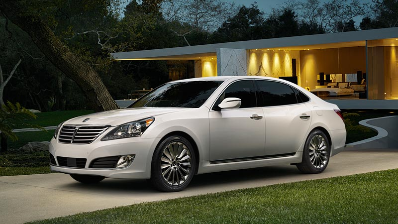 new luxury car releases 20142014 EQUUS New Car Review A Jewel Of A Luxury Sedan