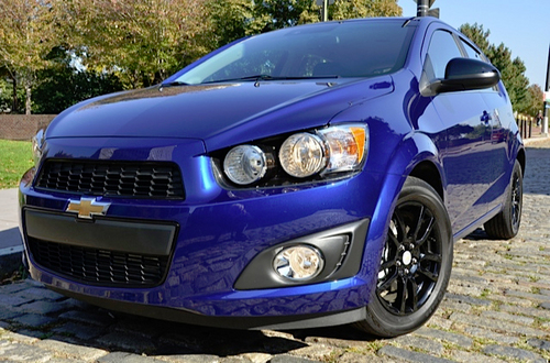 2014 chevrolet sonic lt personalized. Black Bedroom Furniture Sets. Home Design Ideas