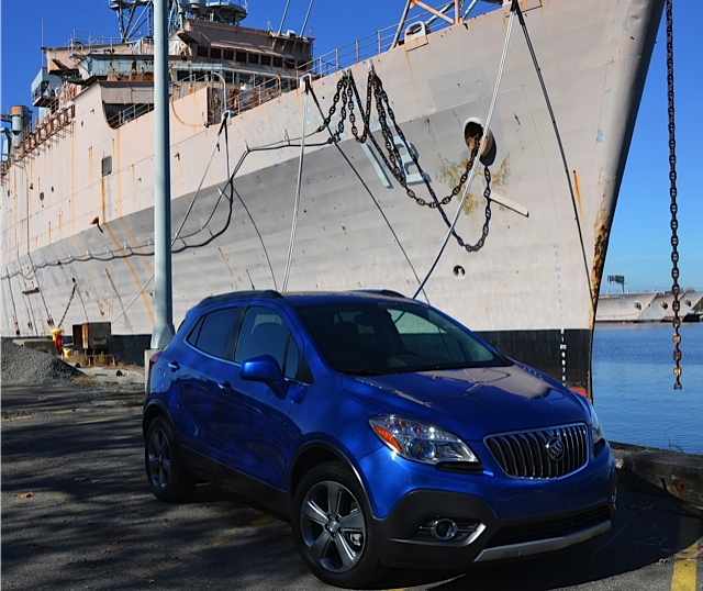 Used Buick Encore: Big Features In A Small Package