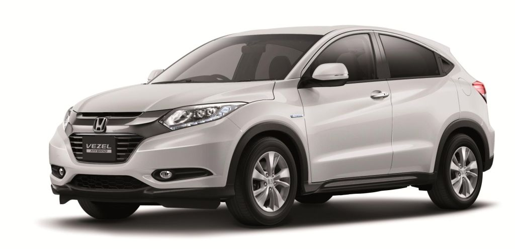 Honda Unveils New Urban Suv Production Model And S660 Concept At