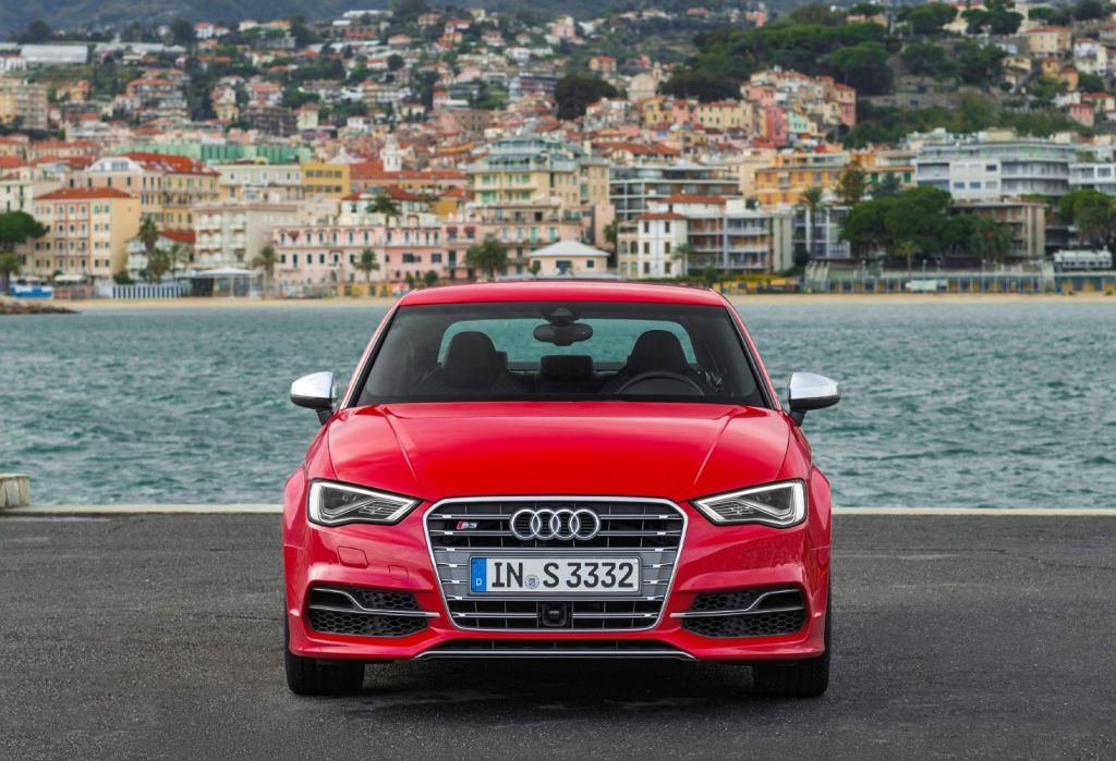 S3 Saloon Helps To Form All-New Audi S Series Quartet