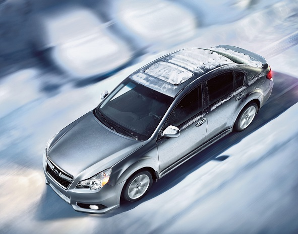 2014 Subaru Legacy 2.5i Limited Review By Carey Russ