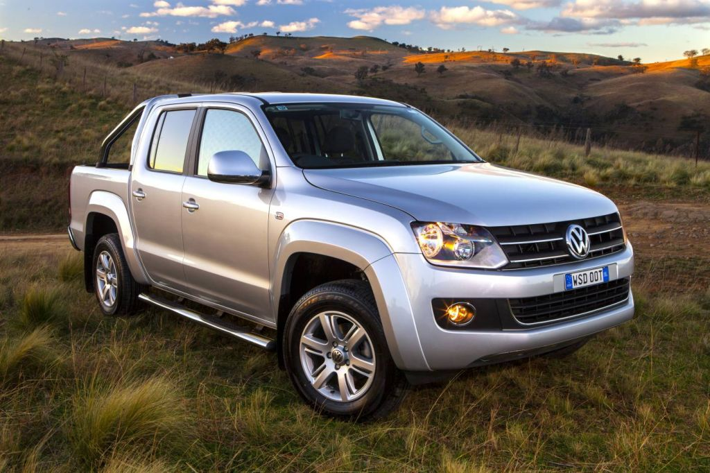 Volkswagen Amarok named 2014 Pick-Up of the Year