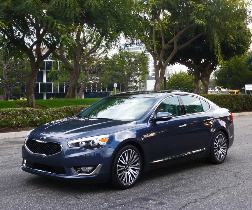 2019 Kia Cadenza: First Drive Review: 2014 Kia Cadenza By Henny Hemmes +VIDEO