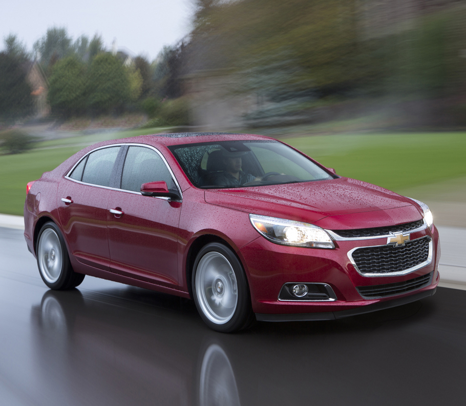 2014 Chevrolet Malibu 2LT Review By Carey Russ