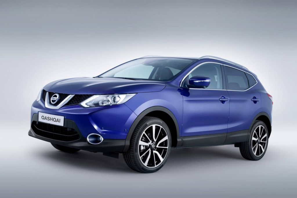 all new nissan qashqai crowned car of the year by what car