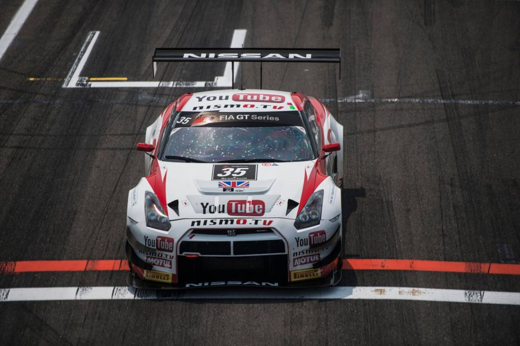 Nissan Gt R Nismo Gt3 Driver Line Up Confirmed For 2014