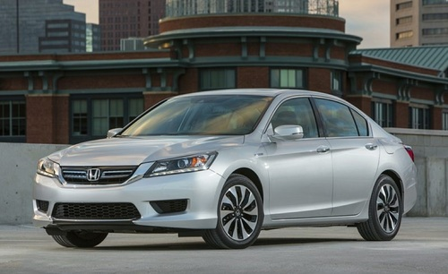 2014 honda accord hybrid review by steve purdy. Black Bedroom Furniture Sets. Home Design Ideas
