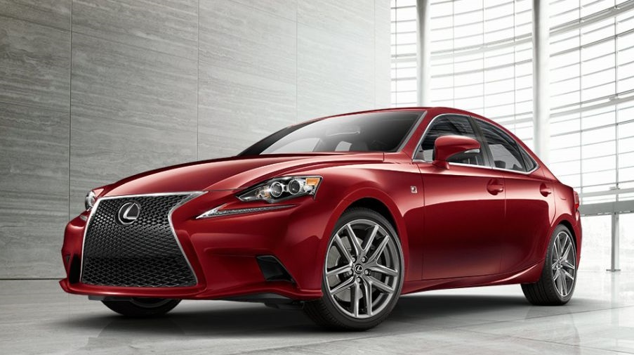 2014 lexus is350 awd f sport review by steve purdy. Black Bedroom Furniture Sets. Home Design Ideas