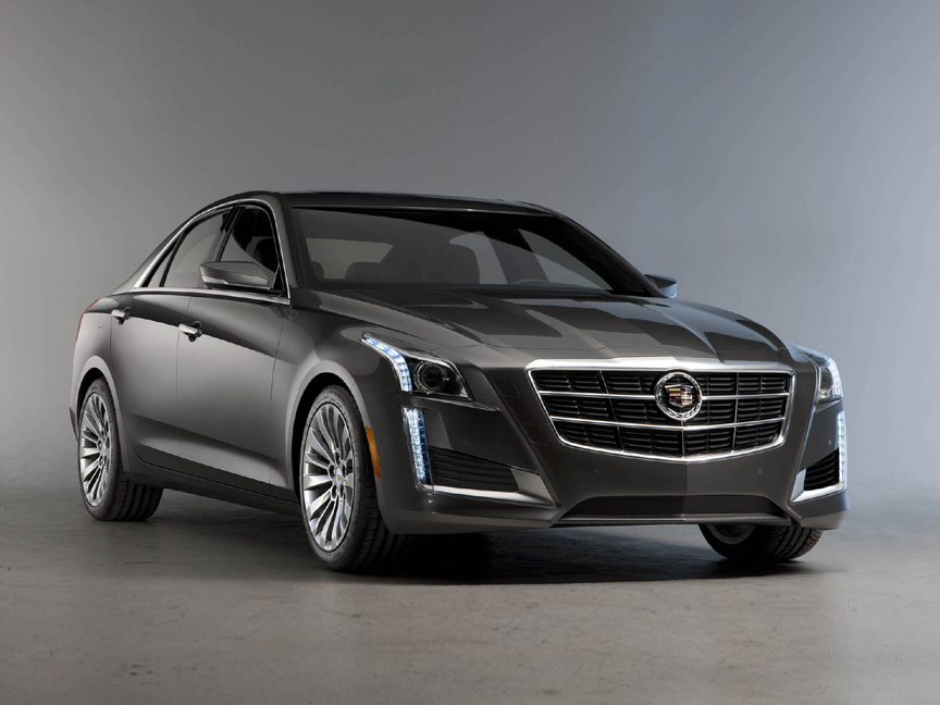 2014 Cadillac Cts V Sedan Sport Premium Review By Carey Russ Video