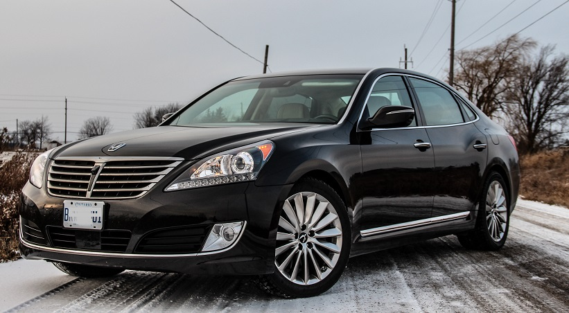 2014 Hyundai Equus Ultimate Review By Steve Purdy