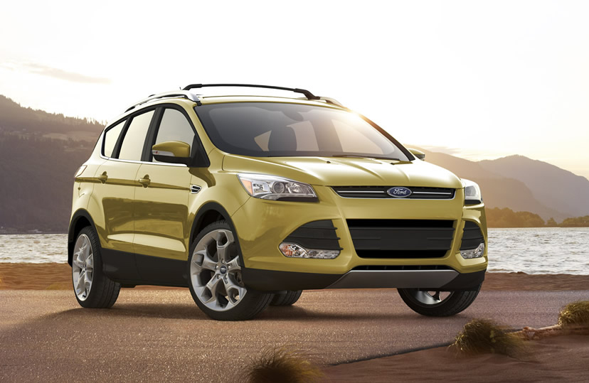 2014 ford escape titanium 4wd review by carey russ. Cars Review. Best American Auto & Cars Review
