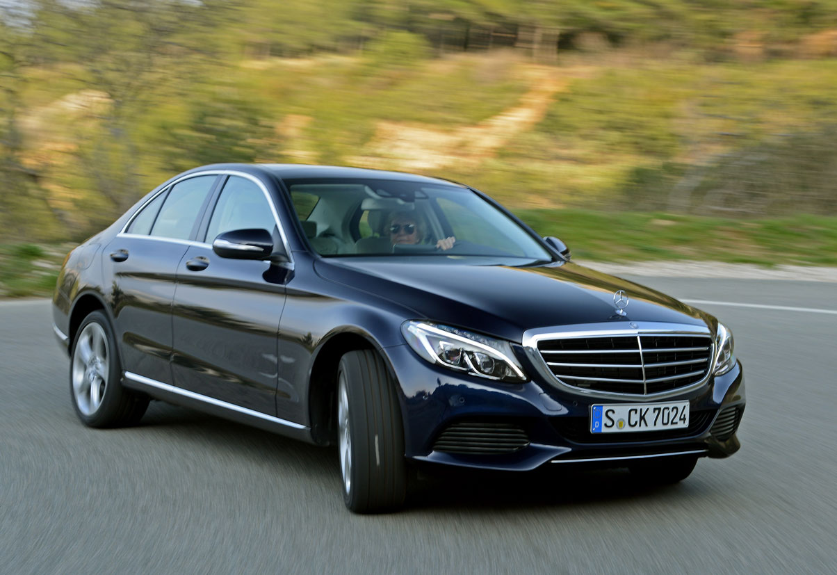 2015 MercedesBenz CClass  Details and Opinions From Henny