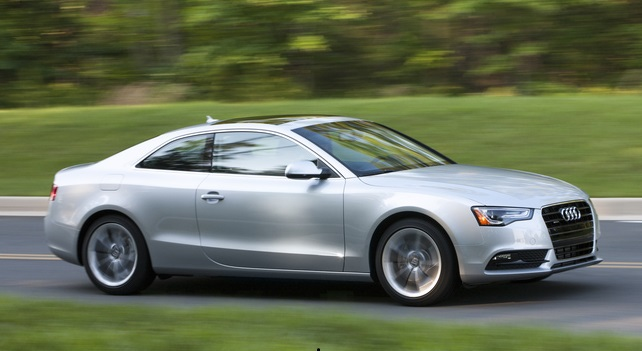 Audi A5 2 0 T >> 2014 Audi A5 2 0t Coupe Quattro Review By John Heilig
