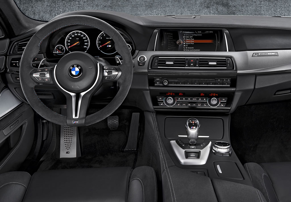 BMWs Most Powerful Car  30th Anniversary BMW 30 Jahre M5