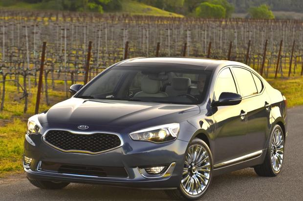 2014 Kia Cadenza Limited - Heels on Wheels Review By Katrina Ramser