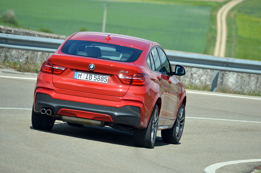 First Drive 2015 Bmw X4 Xdrive 35i M Sport Review By