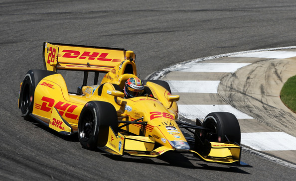 Honda Discount Parts 2014 INDY 500 - Ryan Hunter-Reay Wins With Honda Powered Car