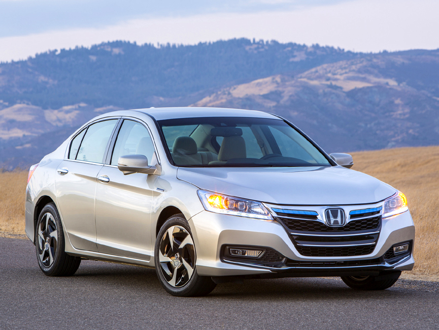 2014 Honda Accord Plug In Hybrid Review By Carey Russ Video
