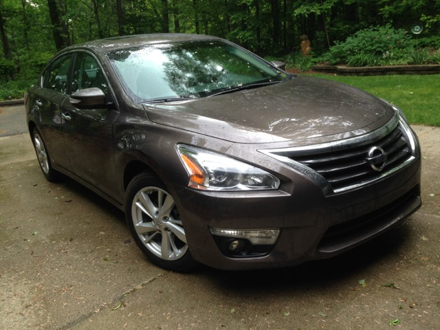 2014 Nissan Altima Review By Steve Purdy
