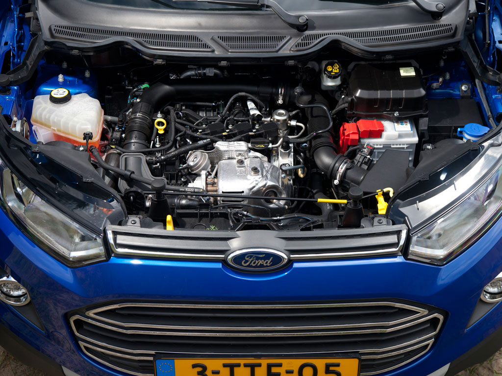First Drive 2015 Ford Ecosport By Dutch Fia Champ Henny Hemmes