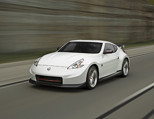 2014 nissan 370z nismo review by carey russ video. Black Bedroom Furniture Sets. Home Design Ideas