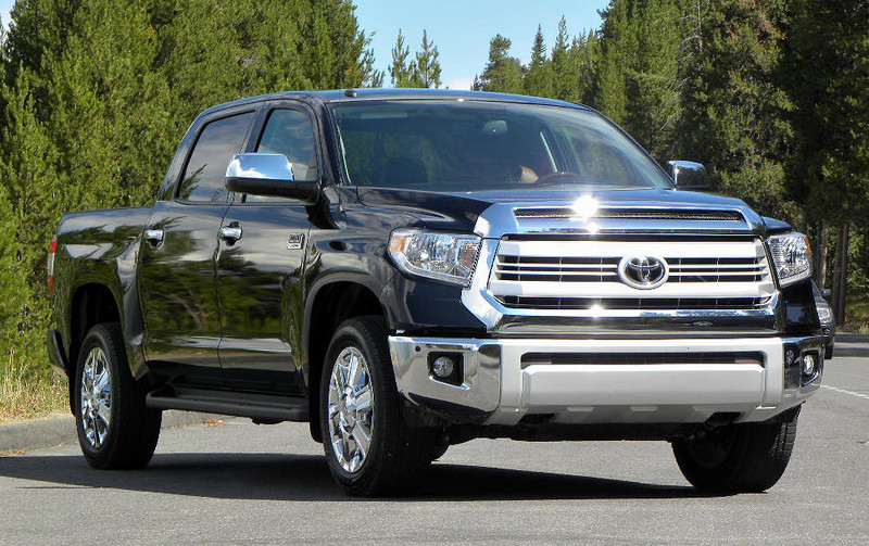 Heels on Wheels 2014 Toyota Tundra 1794 Edition Review