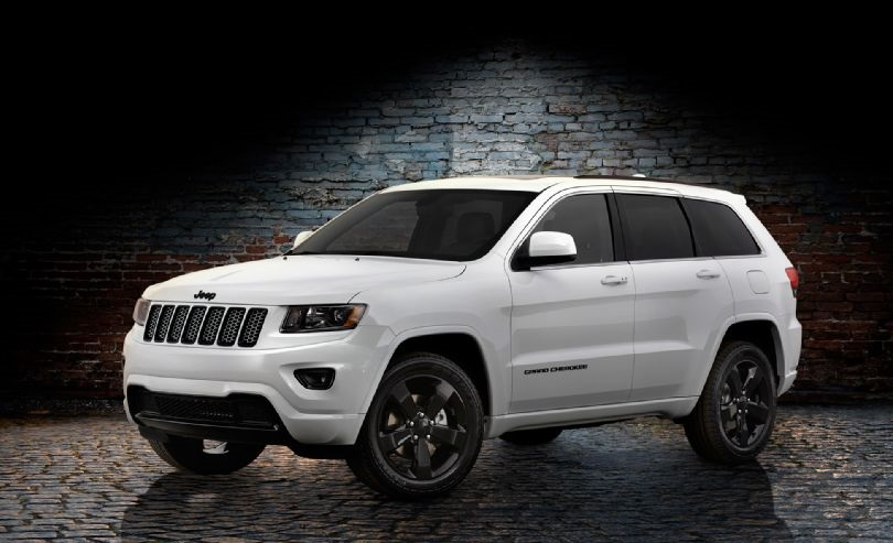 2014 Jeep Grand Cherokee Altitude 4x4