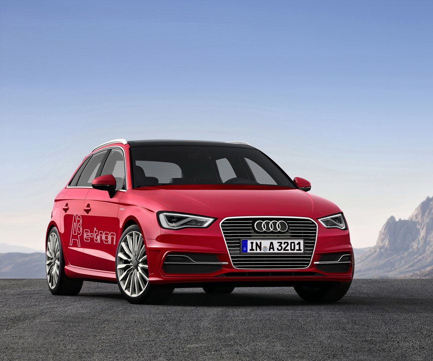 Audi Drive Report: A3 E-tron: First Audi For The Socket +VIDEO