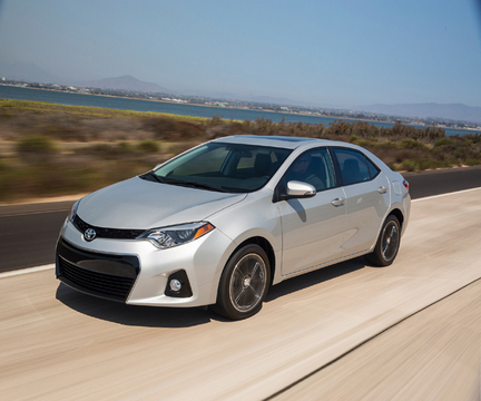 2014 Toyota Corolla S Premium Review By Carey Russ Video
