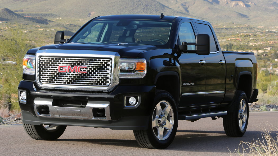 2015 gmc sierra denali sd 2500 4wd crew review by john heilig 2015 Denali HD