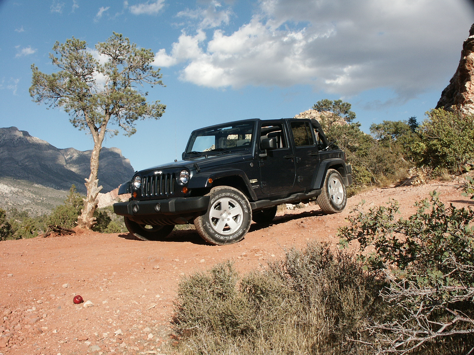 2014 Jeep Wrangler Unlimited Altitude Review By Steve Purdy