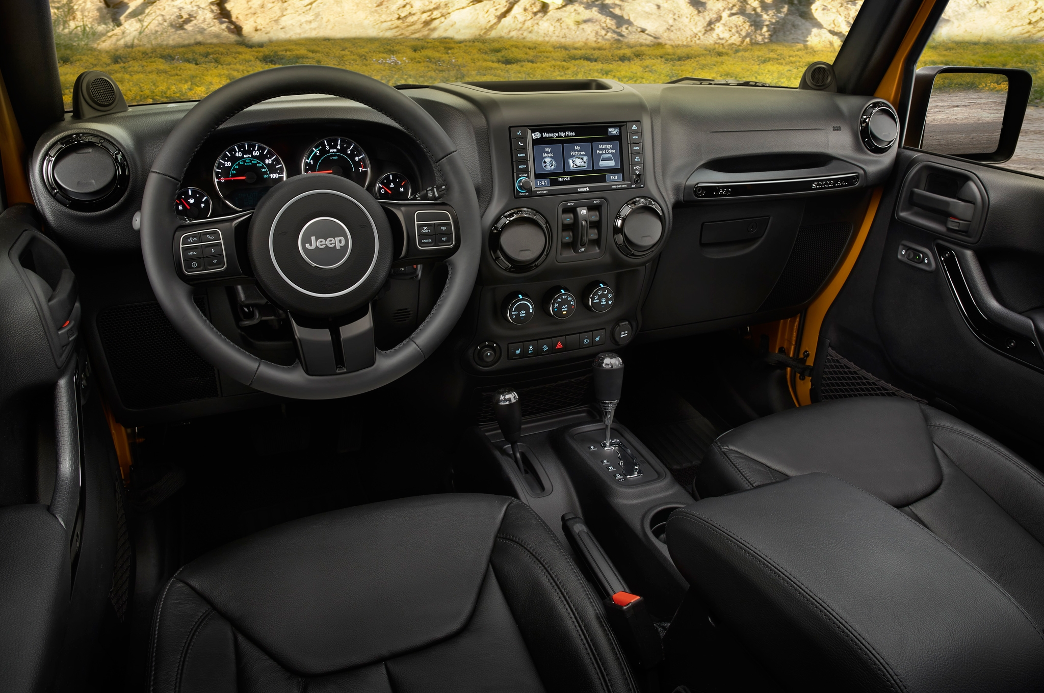 2014 Jeep Wrangler Unlimited Altitude Review (select To View Enlarged Photo)