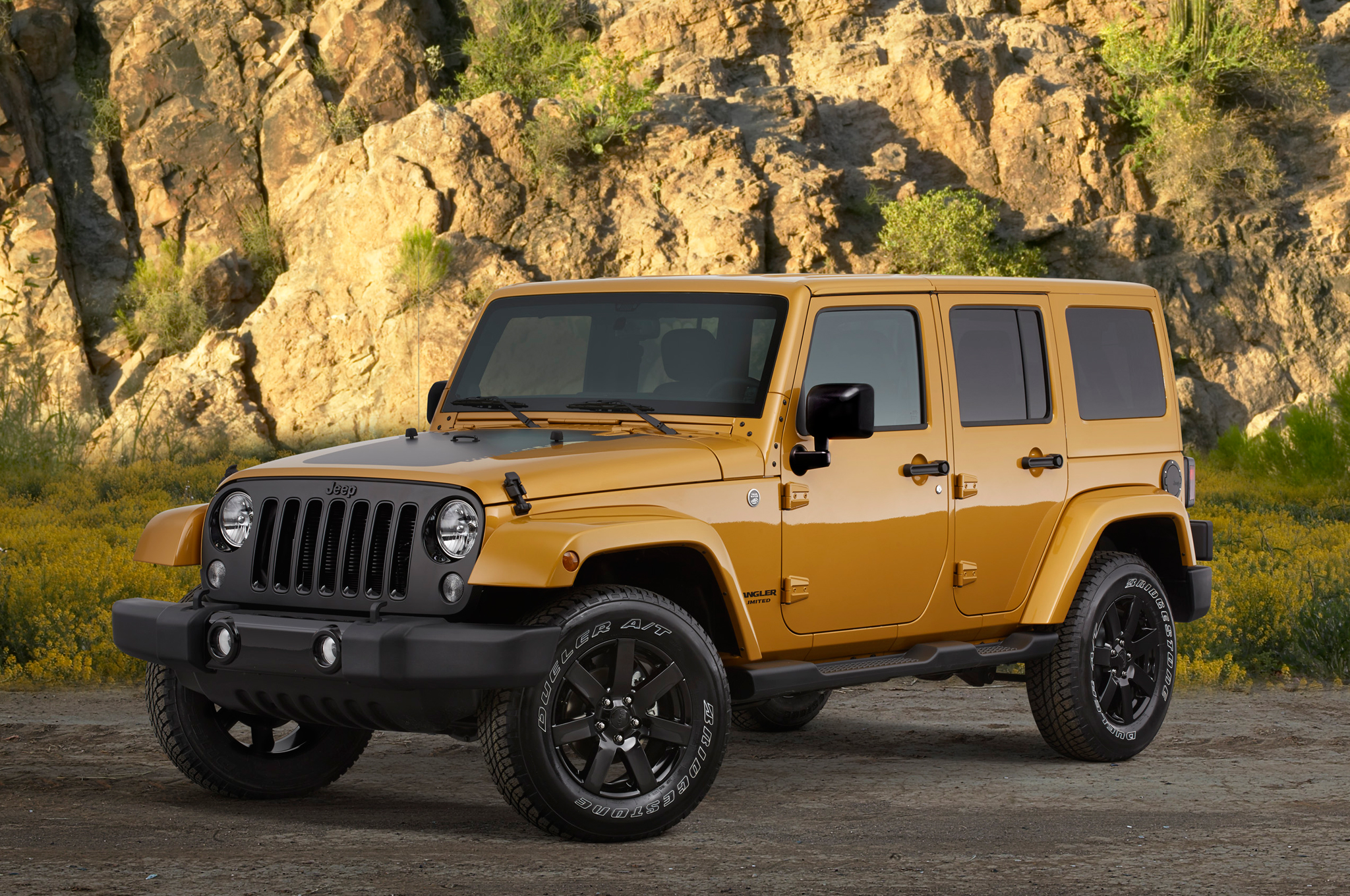 New 2014 Jeep Wrangler Unlimited Altitude Review By Steve Purdy