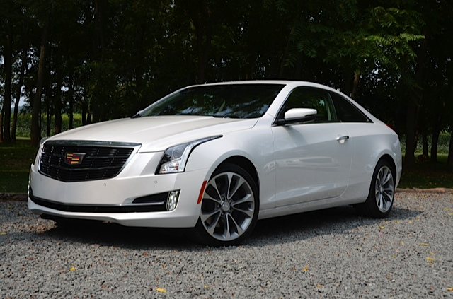 2015 Cadillac ATS Coupe Review and Road Test By Larry Nutson