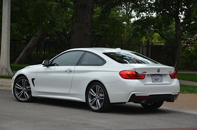 2014 Bmw 435i Review By Larry Nutson
