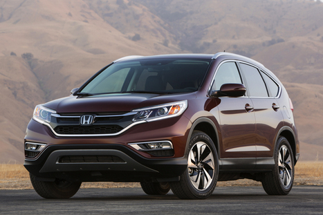 America's bestselling SUV for the past decade1, the CR-V raises the