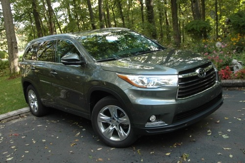 2014 Toyota Highlander Limited AWD Review By Steve Purdy